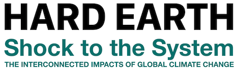 Hard Earth will feature virtual biweekly talks by four graduate students whose research probes a changing climate's already-occurring impacts on livelihoods, jobs, food, and social safety nets around the world.